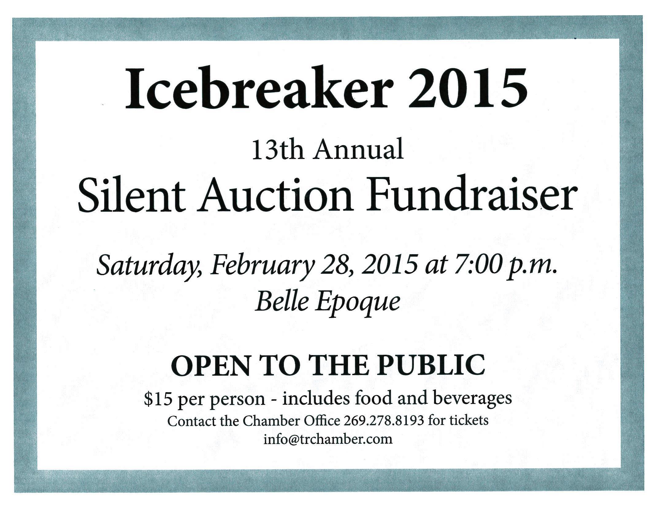 Ice Breaker 2015