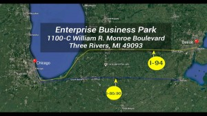 Video of Three Rivers Industrial Park